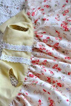 Шьем платье для любимой куклы