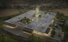 The Winners Of Science City Cairo International Competition Honorable Mention – Whitespace Architects
