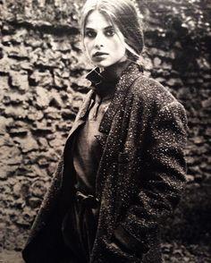 Nastassja Kinski by Eva Sereny, 1979.