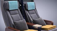 ArtStation - Airplane Chairs, Dima Ishutin