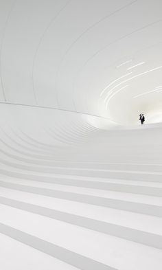 Zaha Hadid -  Pinned by www.modlar.com