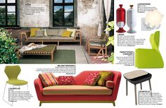Dentro Casa, April issue, features Jeremie in the fashin version.