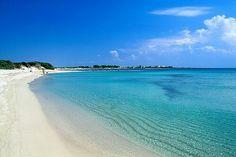 Le Maldive del Salento. Lecce.