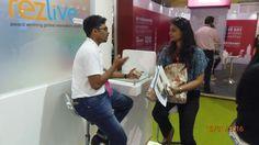 RezLive.com outshines at IITT, Mumbai