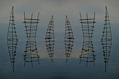 Trap to fish by Fesson Ludovic, via Behance