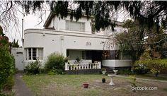 #ArtDeco | House, Melbourne, Australia