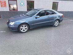 Mercedes clk 270 avantgarde full options Voitures Nord - leboncoin.fr
