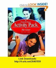 The Giver - Activity Pack (9781580496360) Lois Lowry , ISBN-10: 1580496369  , ISBN-13: 978-1580496360 ,  , tutorials , pdf , ebook , torrent , downloads , rapidshare , filesonic , hotfile , megaupload , fileserve