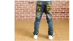 High Quality Children Jeans for Boys Fashion Slim Mid Fit Boys Jeans 2017 New Arrival Spring Summer Kids Teens Pants Trousers - Kid Shop Global - Kids & Baby Shop Online - baby & kids clothing, toys for baby & kid Summer Kids, Spring Summer, Teen Pants, Baby Shop Online, Boys Jeans, Kids Clothing, Boy Fashion, Baby Toys, Boy Outfits