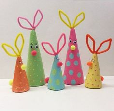20 diy toilet paper roll crafts for adults and kids cute easy – Artofit Easter Art, Easter Crafts For Kids, Craft Activities For Kids, Easter Bunny, Diy For Kids, Toilet Paper Roll Crafts, Paper Crafts, Diy Ostern, Spring Crafts