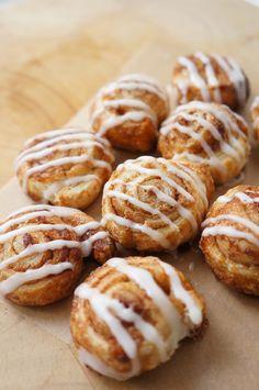 knapperige kaneel koekjes recept