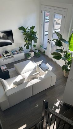 Home Room Design, Dream Home Design, Home Interior Design, Dream House Interior, Aesthetic Rooms, Aesthetic Plants, Dream Apartment, Dream Rooms, Home And Deco
