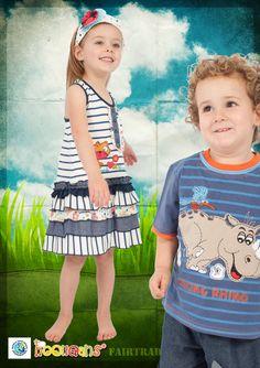 Nautical meets Animal #fair trade # children's clothing www.hooliganskids.com Beautiful Children, Ranges, Fair Trade, Nautical, Celebrities, Boys, Clothing, Animals, Dresses