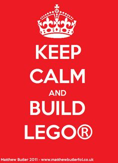 """Keep calm and build LEGO - If you ♥ LEGO, come have a look at LEGO LOVE board http://pinterest.com/mllealma/lego-love/- I am the French-Israeli designer of """"Mademoiselle Alma"""". Inspired by my daughter, ALMA, I create Jewelry made from LEGO bricks, SWAROVSKI crystals and of course, a great amount of imagination. *** www.facebook.com/... Hope you LIKE my Facebook page-shop ♥ & www.etsy.com/shop /MademoiselleAlma #lego"""