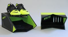 nike GS green speed: sustainable soccer boot by andy caine