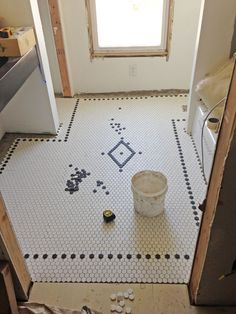 black and white hexagon tile floor. Wonderful White Black And White Hex Tile Design  Lovely Chaos Inside And Hexagon Floor