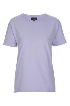 PETITE Nibbled T-Shirt - Topshop