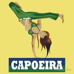 Capoeira Batizado Girl Version