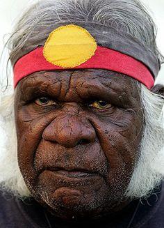 Badjiri - Indigenous Aborigine of Australia