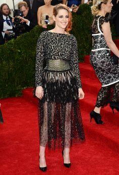 Kristen Stewart @ MET gala in NYC May 5, 2014