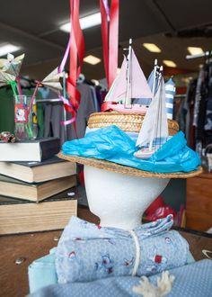 Sail away hat!