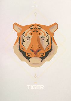 Big Cats by Hadrien Degay Delpeuch. Part of weekly vector inspiration #78