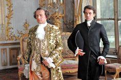 Monsieur de Sartine and le Floch: un couple au service de la justice du Roi.