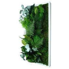Tableau végétal NATURE Rectangle
