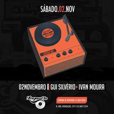 Sab. 03/11 - IvanMoura + GuiSilvério