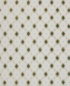 1870s English reproduction wallpaper
