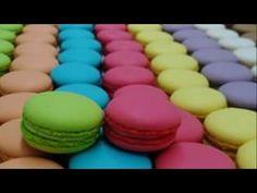 Makaron Nasıl Yapılır ? - İdil Yazar - Yemek Tarifleri - French Macarons - YouTube