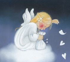 How snowflakes began! This is such a sweet picture. Be blessed, Cherokee Billie Spiritual Advisor How snowflakes began! This is such a sweet picture. Be blessed, Cherokee Billie Spiritual Advisor Angel Images, I Believe In Angels, My Guardian Angel, Beautiful Gif, Beautiful Pictures, Angels Among Us, Cartoon Gifs, Archangel Michael, Animation