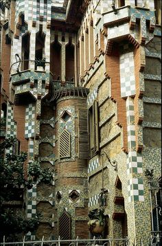 Architect Antoni Gaudí's First Home Will Open As A Museum In 2017 - ELLEDecor.com