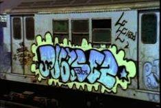 Phase 2 Nyc Subway, Subway Art, Graffiti Drawing, Graffiti Artists, Bubble Letters, Academic Art, Phase 2, Art Database, Public Art