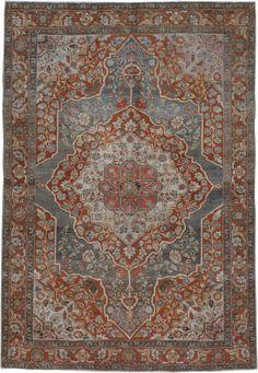 Antique Tabriz Rug, No. Carpet Handmade, Rugs On Carpet, Tabriz Rug, Persian Rug, Rugs, Rugs And Carpet