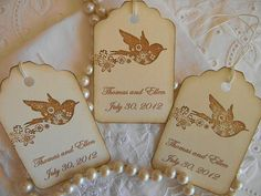 Personalized++Vintage+Wedding+Wish+Tree/Favor+by+ItwasMadewithLuv,+$11.00