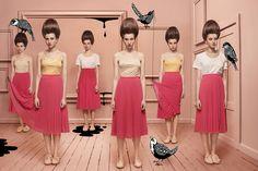 Monki Styles by AORTA , via Behance