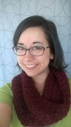 My One Hour Cowl is finished! If you didn't get to crochet along with me, you can still get your kit and make this easy cowl for yourself. The alpaca yarn is heavenly soft, and the pattern is perfect for a beginner or an experienced crocheter.