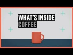 What's Actually Inside An Average Cup of #Coffee [Wired]