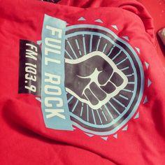 Remeras con el logotipo de Full Rock