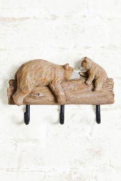 Buy Set of 3 Bear Hooks from the Next UK online shop Woodland Living Room, Cabin Nursery, Teddy Bear Nursery, Hobby Shops Near Me, 3 Bears, Bear Theme, Hobbies For Men, Birch Ply, Woodland Theme