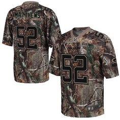 61de68e49562 Shop Nike NFL football jerseys  Nike Packers  52 Clay Matthews Camo Men s  Stitched NFL