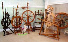 Spinning Wheel Flock