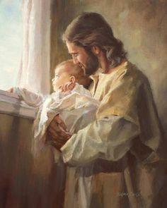 Pictures Of Jesus Christ, Religious Pictures, Religious Art, Pictures Of God, Beautiful Pictures, Jesus E Maria, Hope Art, Lds Art, Jesus Art