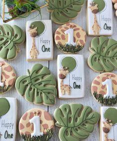 Cookies For Kids, Fancy Cookies, Cute Cookies, Fondant Cookies, Cupcake Cookies, Sugar Cookies, Cupcakes, Leaf Cookies, Flower Cookies