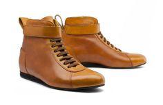 Classic Driver Shoe / cognac