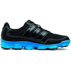 online store add8f 20987 adidas Men s Crossflex Sport Golf Shoe,Black Black Solar Blue,11 M US
