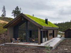 Yoga Studio Design, Tropical Houses, Prefab, Tiny House, Building A House, Architecture Design, New Homes, Floor Plans, Cottage