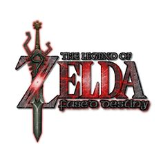 """Legend of zelda - Even though this logo has red in it, It does not suggest it being a horror, The way it is presented suggests its a fantasy game. again this logo has an image in it instantly sggesting what this logo is advertsing. It also has its branding on from other products """"Product Branding"""" The sword, and the phrase """"The lgend Of Zelda"""""""