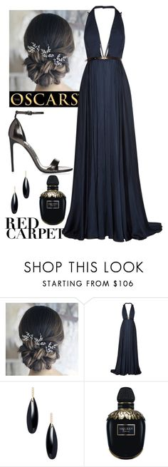 """""""Oscars Red Carpet Look"""" by hermoinegranger on Polyvore featuring Jason Wu, Janis Savitt and Alexander McQueen"""